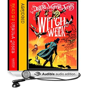 Witch Week: The Chrestomanci Series