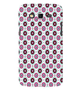 EPICCASE zodiac flowers Mobile Back Case Cover For Samsung Galaxy Grand Prime (Designer Case)