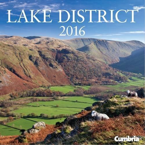 Lake District Calendar: 2016