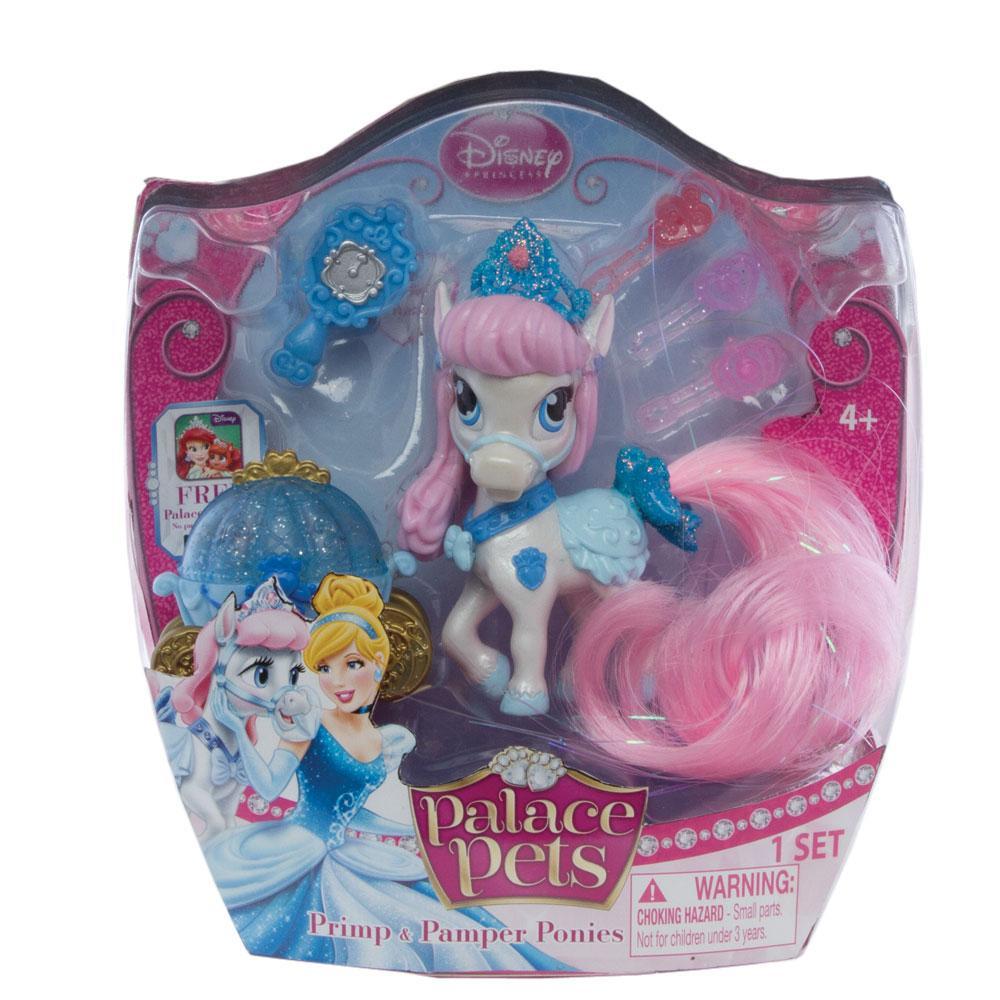 Amazon.com: Disney Princess, Palace Pets, Primp & Pamper Ponies ...