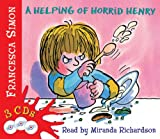 Francesca Simon A Helping of Horrid Henry 3-in-1: (HH Nits/Gets Rich Quick/Haunted House)