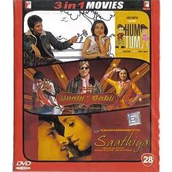 Hum Tum / Bunty Aur Babli / Saathiya