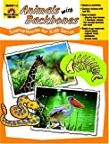 Animals with Backbones, Grades 1-3 (1557996830) by Davis, Cindy