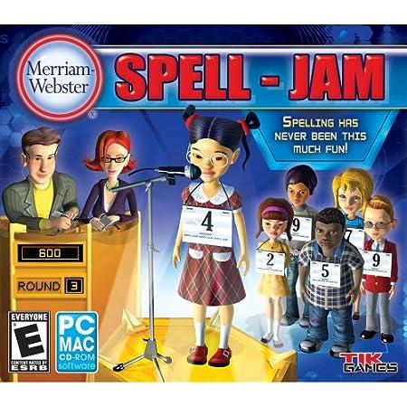 Merriam Webster's Spell-Jam [Download]