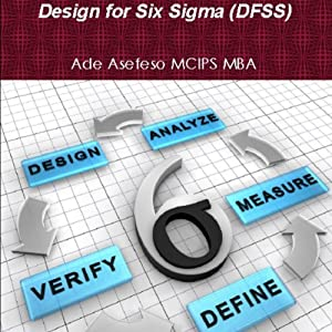 Design For Six Sigma (DFSS) | [Ade Asefeso Mcips Mba]