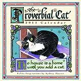 img - for Proverbial Cat 2011 Mini Wall Calendar (Calendar) book / textbook / text book