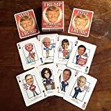 Donald Trump Presidential Candidate Deck Of Playing Cards w/ Friends & Foes