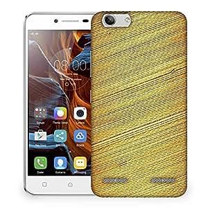 Snoogg bamboo mat background Designer Protective Back Case Cover For Lenovo K5 Vibe