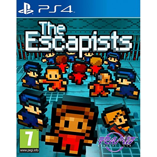 The Escapists (PS4) (輸入版)