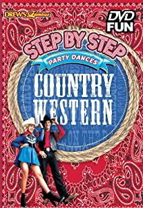 Step By Step Country Western Party Dances