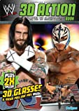 WWE 3D Action Book Winter 2010 (Annual 2011)