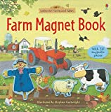 img - for Farm Magnet Book [With Magnet(s)]   [FARM MAGNET BK-BOARD W/MAGNETS] [Board Books] book / textbook / text book