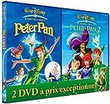 echange, troc Peter Pan / Peter Pan 2, retour au pays imaginaire - Bipack 2 DVD