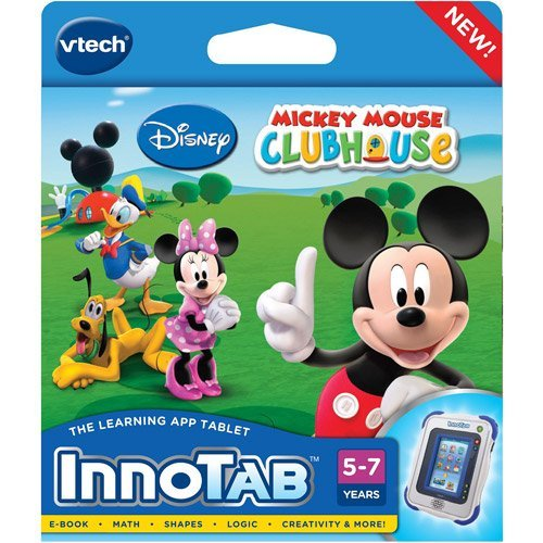 VTech InnoTab Software, Mickey Mouse - 1