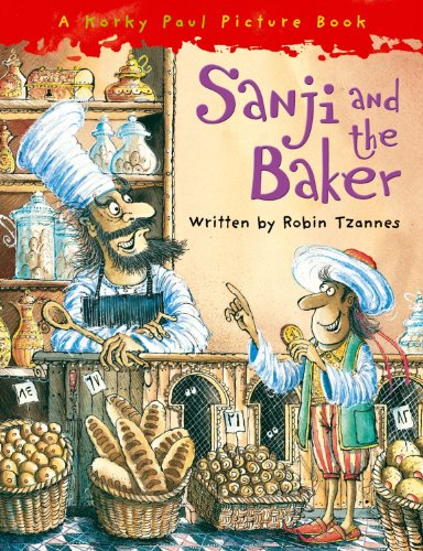 Sanji and the Baker