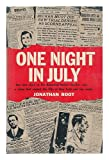 One Night in July: the True Story of the Rosenthal-Becker Murder Case