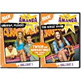 The Amanda Show, Vol. 1 - Amanda, Please / The Amanda Show, Vol. 2 - The Girls' Room