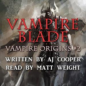 Vampire Blade Audiobook