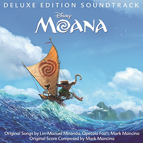 Moana Songs