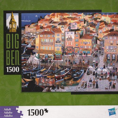 Big Ben Puzzle: Mediterranee - 1