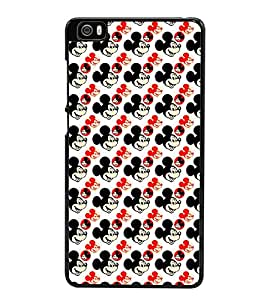 Micky Mouse Back Case Cover for XIAOMI REDMI 5