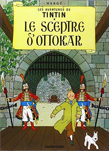 Le sceptre d'Ottokar
