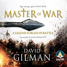 Master of War (       UNABRIDGED) by David Gilman Narrated by Daniel Philpott