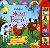 Jessica Greenwell Noisy Farm (Usborne Noisy Books)