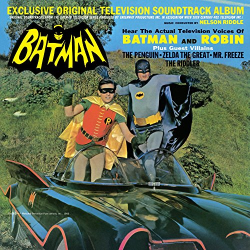 Batman - TV O.S.T. at Gotham City Store