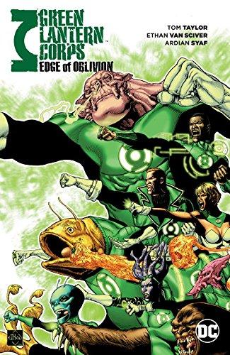 Green Lantern Corps: Edge of Oblivion Vol. 1 (Green Lantern Corps Vol 1 compare prices)