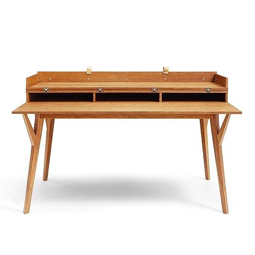 Bureau Design Scandinave en bois et convertible Dewarens Emme