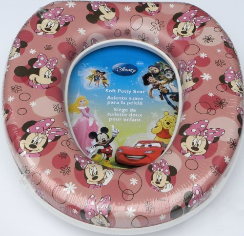 Minnie Mouse Soft Potty Seat - 1
