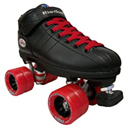 size roller skates should buy - Womens Roller Skates Size 9 – Riedell R3 Demon Quad Roller Derby Speed Skates