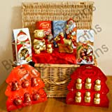 Lindt Mega Chocolate Luxury Christmas Family Hamper