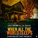 When All the World Sleeps | Lisa Henry,J.A. Rock