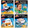 Fun Labs Solar Energy Slippery Slimes Fingerprint Files