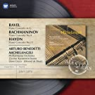 Ravel, Rachmaninov, Haydn : Concertos pour piano
