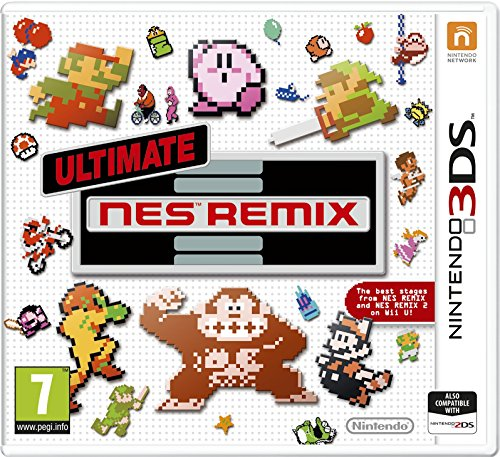 Ultimate NES Remix (Nintendo 3DS)