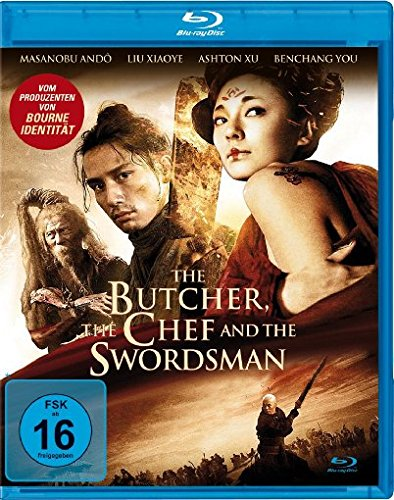 The Butcher, the Chef and the Swordsman (Blu-ray)