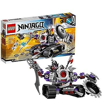 Lego Ninjago - Playthèmes - 70726 - Jeu De Construction - Destructoïde