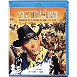 Only the Valiant [Blu-ray]