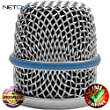 RK320 Replacement Grill for the Shure Beta 56 and Beta 57A With Free 6 Feet NETCNA HDMI Cable - BY NETCNA