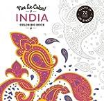 Vive Le Color! India (Coloring Book):...