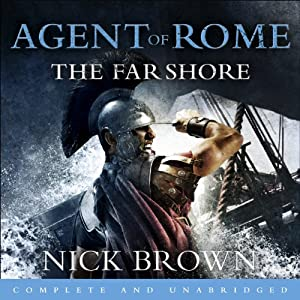 Agent of Rome: The Far Shore Hörbuch