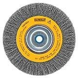Cepillo de rueda de alambre DEWALT DW4904