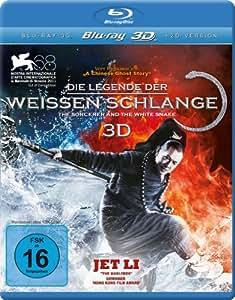 Die Legende der weißen Schlange 3D [3D Blu-ray]