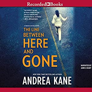 The Line Between Here and Gone Audiobook