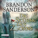 Die Stürme des Zorns (Die Sturmlicht-Chroniken 2.2) Audiobook by Brandon Sanderson Narrated by Detlef Bierstedt
