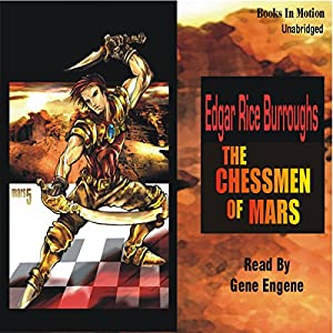 The Chessmen of Mars: Mars Series #5 | [Edgar Rice Burroughs]