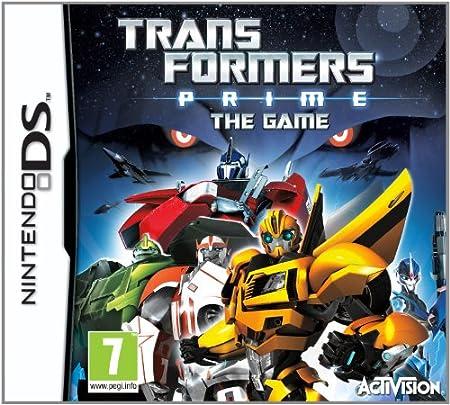 Transformers Prime (Nintendo DS) (UK)